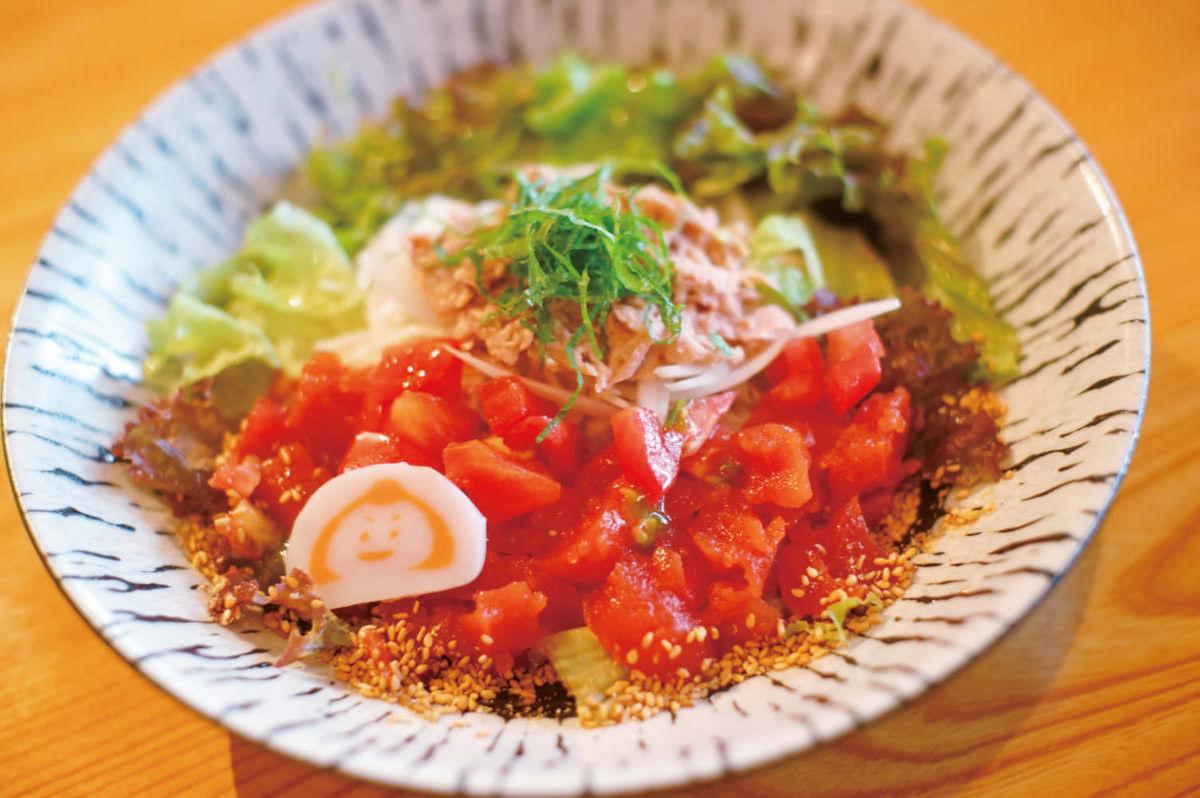 小松とまとを使ったレシピ