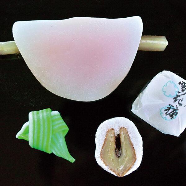 和菓子(お茶菓子)